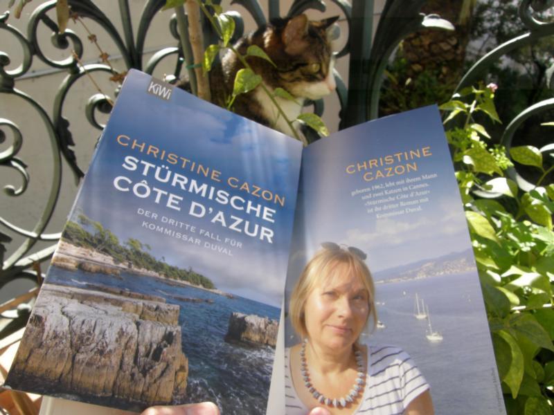 Stürmische Cote d'Azur
